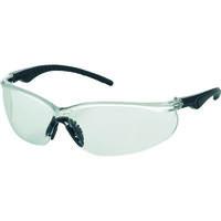 TRUSCO(トラスコ中山) 二眼型セーフティグラス ソフトテンプルタイプ レンズクリア TSG147TM 330-4914 (取寄品)