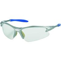 TRUSCO(トラスコ中山) 保護メガネ・ゴーグル 二眼型セーフティグラス TSG138 1個 330-4906 (取寄品)