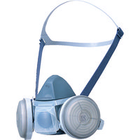 SHIGEMATSU WORKS(重松製作所) 取替え式防じんマスク M/S DR22RMS 1個 293-4159 (直送品)