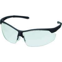 TRUSCO(トラスコ中山) 二眼型保護メガネ レンズクリア 透明 TSG7128 1個 301-2514 (直送品)