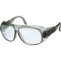 山本光学 保護メガネ・ゴーグル スワン PET 2眼型セーフティグラス SN200 1個 126-4265 (直送品)