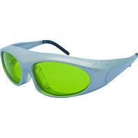 RIKEN OPTECH(理研オプテック) 一眼型 レーザー保護メガネYAGレーザー RSX2YGEP 1個 353-8583 (取寄品)