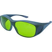 RIKEN OPTECH(理研オプテック) 一眼型 レーザー保護メガネYAGレーザー RSX4YGEP 1個 353-8591 (取寄品)