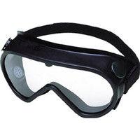 TRUSCO(トラスコ中山) 一眼型保護 マスク併用 浮遊粉塵用セーフティゴーグル アセチレンズ GS56 1個 175-0119 (直送品)