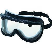 TRUSCO(トラスコ中山) 一眼型保護 マスク併用 飛来粉塵用セーフティゴーグル ポリカーネートレンズ GS900N 1個 126-3765 (取寄品)