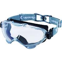 山本光学 一眼型 マスク併用 スワン ゴグル型保護めがね バックルベルトタイプ YG6000BB 1個 336-8068 (取寄品)