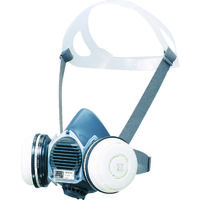 SHIGEMATSU WORKS(重松製作所) 防毒マスク吸収缶面体 M/S GM81SMS 1個 353-1864 (取寄品)