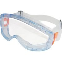 RIKEN OPTECH(理研オプテック) 一眼型保護 防曇ゴグル シリコンバンド M31-VF M31CVFSB 1個 365-7621 (取寄品)