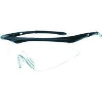 TRUSCO(トラスコ中山) 保護 一眼型安全メガネ スポーツタイプ フレームブラック レンズクリア TSG1856TM 365-8279 (取寄品)