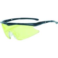 TRUSCO(トラスコ中山) 保護 一眼型安全メガネ スポーツタイプ フレームブラック レンズイエロー TSG1856Y 365-8287 (取寄品)