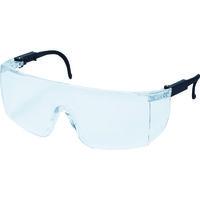 3M(スリーエムヘルスケア) 一眼型 耐薬 保護めがね シープロプラスセーフティグラス 15950 1個 344-7162 (取寄品)