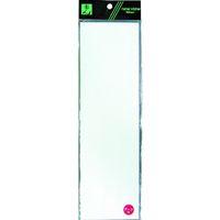 光(ヒカリ) 無地板テープ付き2×300×90 UP390-T 1枚 244-3384 (直送品)