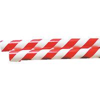 日東エルマテリアル(Nitto) パイププロテクター 赤/白 RW-50 RW-50 1m 326-1379 (直送品)