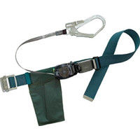 胴ベルト型 1本吊り ツヨロン リトラ安全帯 青緑 RN590BGBP 1本 223-2821 Fujii(藤井電工) (直送品)