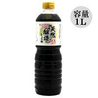 伊賀越醤油 天然醸造醤油 1本(1L)