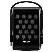 ADATA ADATA製防水防塵耐衝撃対応HDD 2TB ブラック AHD720-2TU3-CBK 1台