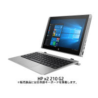 HP 10.1インチ2in1PC