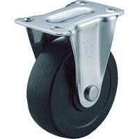 ユーエイキャスター ユーエイ キャスター固定車 ハードゴム車輪径65 SR65RH 1個 332ー1428 (直送品)