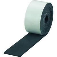 トラスコ中山 TRUSCO エッジクッションテープ 幅50mmX長さ2m ブラック TEC50BK 1巻 329ー2282 (直送品)