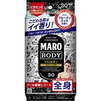 MARO(マーロ) デザインボディシート グラフィティ 30枚入