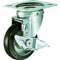 ハンマーキャスター ハンマー 400S型 自在SP付 ゴム車100mm 419SR100BAR01 1個 125ー2011 (直送品)
