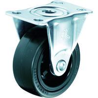 ハンマーキャスター ハンマー G型 固定 ゴム車65mm 420RR65BAR01 1個 125ー2925 (直送品)
