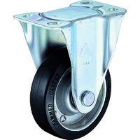 ハンマーキャスター ハンマー Jシリーズ 固定 ゴム車B入り125mm 420JRRBB125BAR01 1個 309ー2658 (直送品)