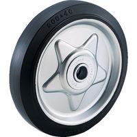 東洋スチール ゴム車輪 Φ150 TW-150 1個 171-2683 (直送品)