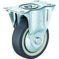 ハンマーキャスター ハンマー S型 固定 ウレタン車B入り100mm 420SRUB100BAR01 1個 125ー1929 (直送品)