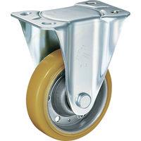 ハンマーキャスター ハンマー Jシリーズ 固定 ウレタン車B入り125mm 420JRUBB125BAR01 1個 309ー2682 (直送品)