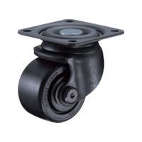 ハンマーキャスター ハンマー 低床式 重荷重用 自在 ナイロン車B入り75mm 540SNRB75BAR01 1個 125ー1465 (直送品)