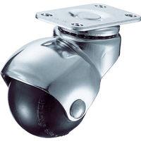ハンマーキャスター(HAMMER CASTER) 405Pシリーズ自在ゴム車50mm 405P-R50-BAR01 1個 367-0295 (直送品)