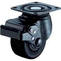 低床式重荷重用自在SP付ナイロン車B入り75mm 545S-NRB75-BAR01 242-1551 (直送品)