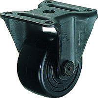 低床式 重荷重用 固定 ナイロン車B入り50mm 540SR-NRB50-BAR01 309-2861 (直送品)