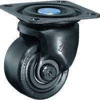 ハンマーキャスター ハンマー 低床式 超重荷重用 自在 ナイロン車B入り75mm 560SNRB75BAR01 1個 277ー2990 (直送品)