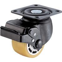低床式重荷重用自在SP付ウレタン車B入り75mm 545S-BAU75-BAR01 242-1569 (直送品)