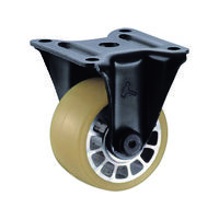 ハンマーキャスター ハンマー 低床式 重荷重用 固定 ウレタン車B入り50mm 540SRBAU50BAR01 1個 309ー2852 (直送品)