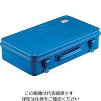 トラスコ中山(TRUSCO) トランク工具箱 368X222X95 ブルー T-360 1個 120-1077 (直送品)