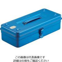 トラスコ中山(TRUSCO) トランク工具箱 359×163×102.0mm ブルー T350 120-0925 (直送品)