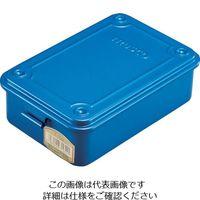 トラスコ中山(TRUSCO) トランク型工具箱 154X105X52 ブルー T-150 1個 120-0895 (直送品)