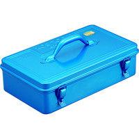 トラスコ中山(TRUSCO) トランク工具箱 368×222×151mm ブルー TB362 120-0992 (直送品)