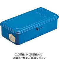 トラスコ中山(TRUSCO) トランク工具箱 192×109×56.0mm ブルー T190 120-0909 (直送品)