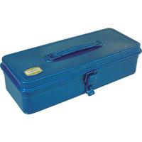 トラスコ中山(TRUSCO) トランク工具箱 320×137×96.5mm ブルー T320 120-0917 (直送品)