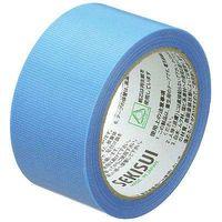 積水化学工業 フィットライトテープ No.738 青 幅50mm×25m巻 N738A04 1セット(5巻:1巻×5)
