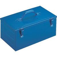 トラスコ中山(TRUSCO) 樹脂トレー付工具箱 360X211X210 PT-360 1個 120-0771 (直送品)