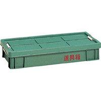 リス興業(RISU) 道具箱 CL CL 1個 128-6820 (直送品)