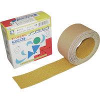 ノリタケコーテッドアブレーシブ NCA 超強力型ノンスリップテープ 50×3m 黄 A24N00450X3 1巻 124ー3730 (直送品)
