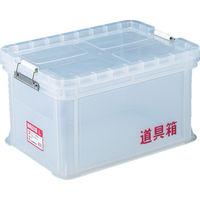 リス興業 リス 透明道具箱 L NL 1個 276ー8691 (直送品)