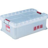リス興業 リス 透明道具箱 S NS 1個 326ー3401 (直送品)