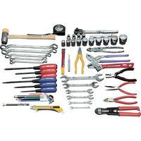 トラスコ中山 TRUSCO ピカイチ 産業用機械工具セット 49点 PKS1 1セット 365ー5849 (直送品)
